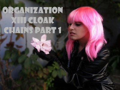 How to Make the Organization XIII Cloak Chains Using Polymer Clay (Part 1)