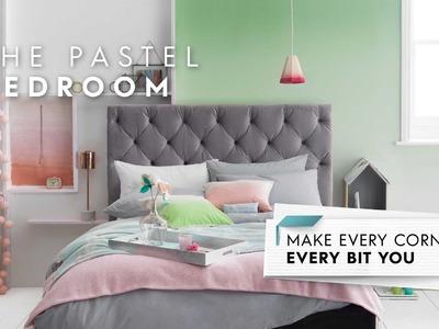 How To: Pastel Bedroom