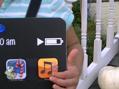 IPod Touch Halloween Costume