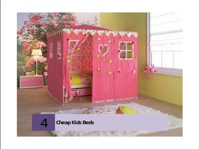Kid's Beds & Headboards : Kids' & Teen Rooms
