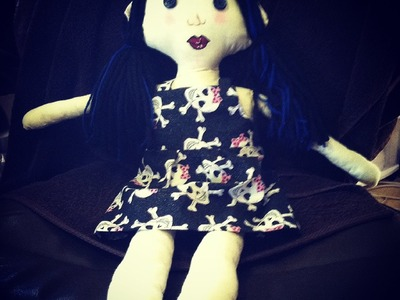 Making A Rag Doll
