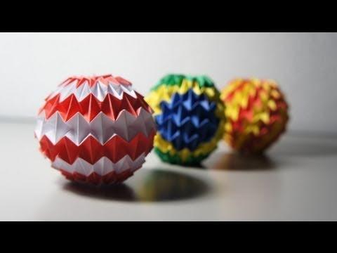 Origami Giveaway #3 - Magic Ball