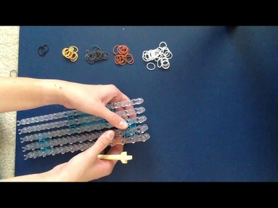 Rainbow Loom Animal- OWL- Part 1