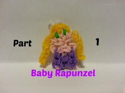Rainbow Loom - Baby Rapunzel Part 1