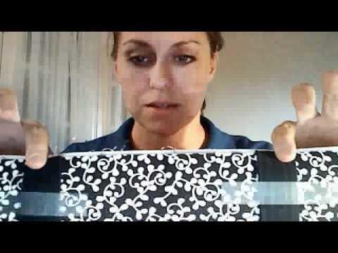 Sugar Sugar Bags How to make a bag tutorial Part ONE