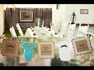 Vintage baby shower ideas | Video Compilations