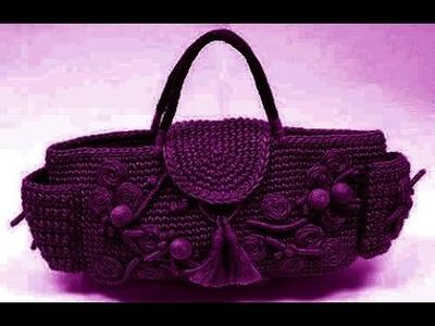 Crochet| Bags Free |Simplicity patterns| 34