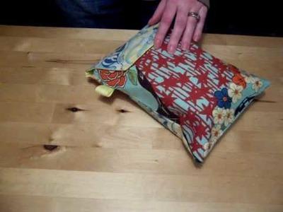 Diaper Bag Wrangler Link Loop Diaper and Wipe Organizer