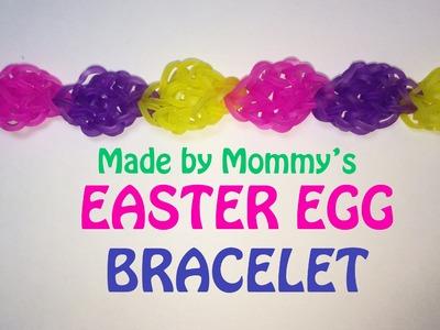 Easter Egg Bracelet on the Rainbow Loom