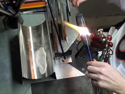 Glass Squid pipe Start 2 Finish