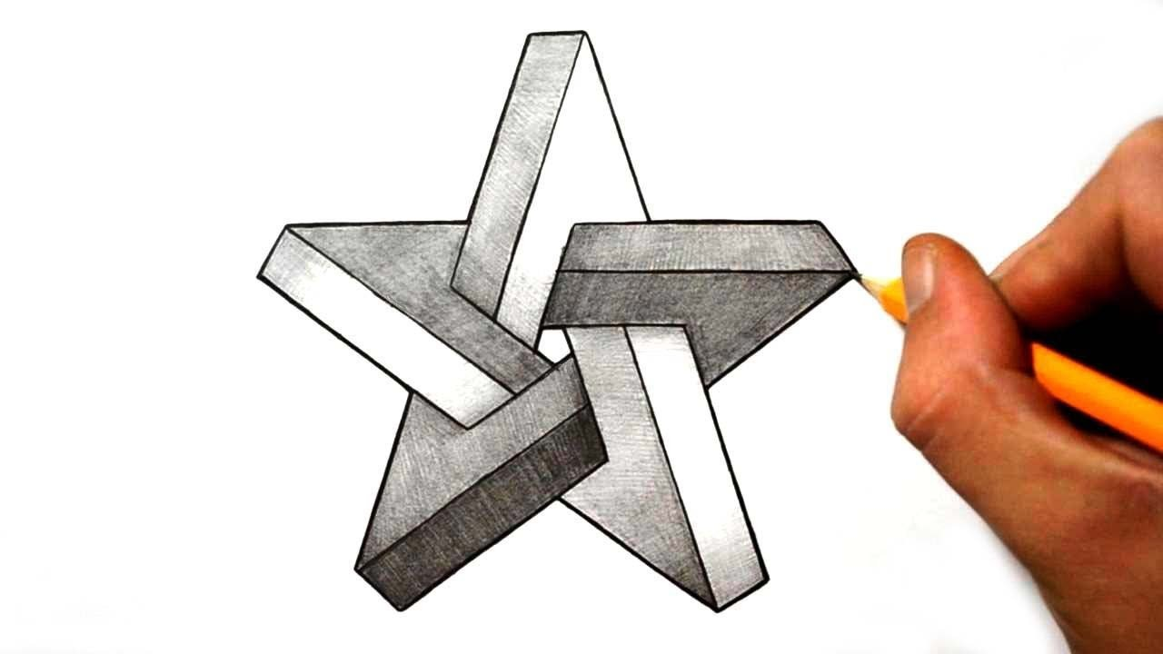 How to Draw an Impossible Star