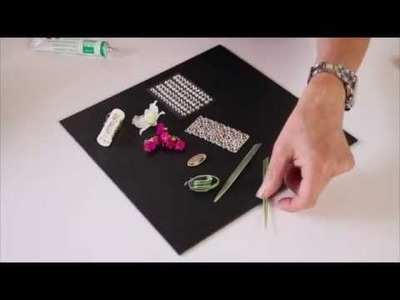 How to make a Buttonhole or Boutonnière