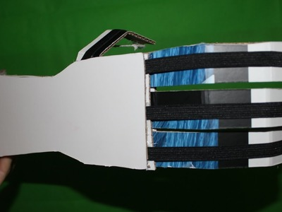 How to Make a Cardboard Arm - (Physic Project)