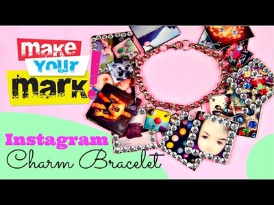 How to: Make an Instagram Charm Bracelet