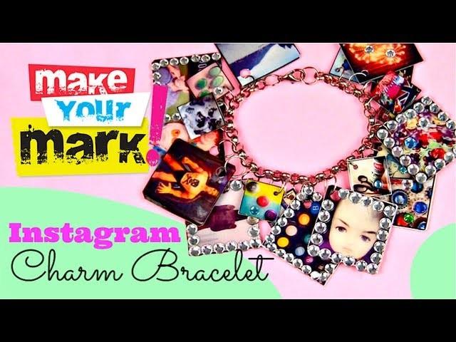 How to: Make an Instagram Charm Bracelet
