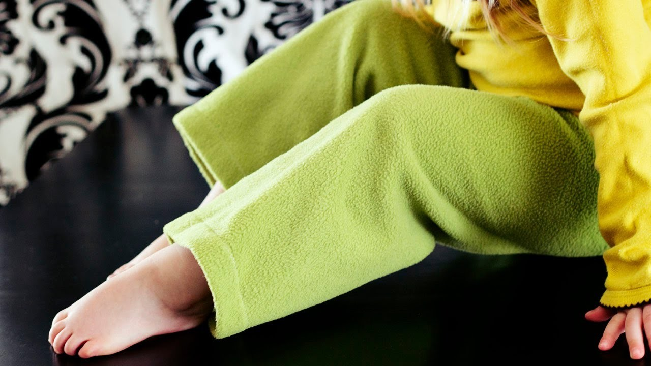 How to make Children's Pants (basic)