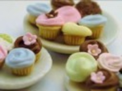 Miniature Cupcake Gallery
