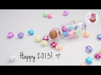 ★☆ Miniature lucky stars ; Happy New Year! ☆★