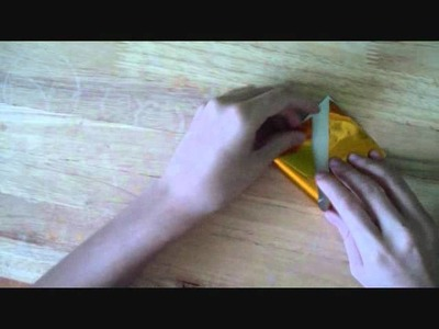 Origami Triforce tutorial !