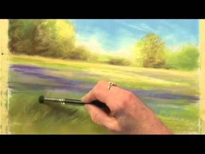 Painting the Seasons in Pastel with Jeremy Ford