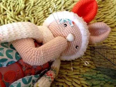 Poupées au tricot et au crochet