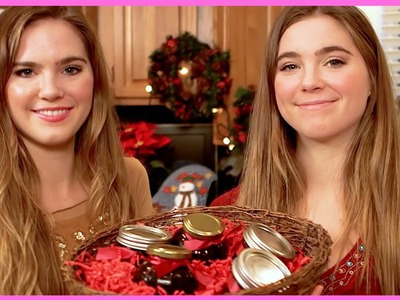 Quick and Easy DIY Holiday Gifts With Nina and Randa!