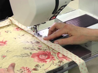 Quilt-Binding Tutorial & Autumn 2013 Issue Preview of Quilter's World