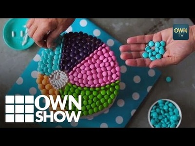 Simple Ways to Decorate Your Cakes with Candy | #OWNSHOW | Oprah Winfrey Network