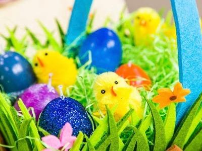 Tanya Memme DIY: How to make Easter Egg Candles!