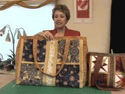 The Bag Lady Carrying Bag Instructional DVD