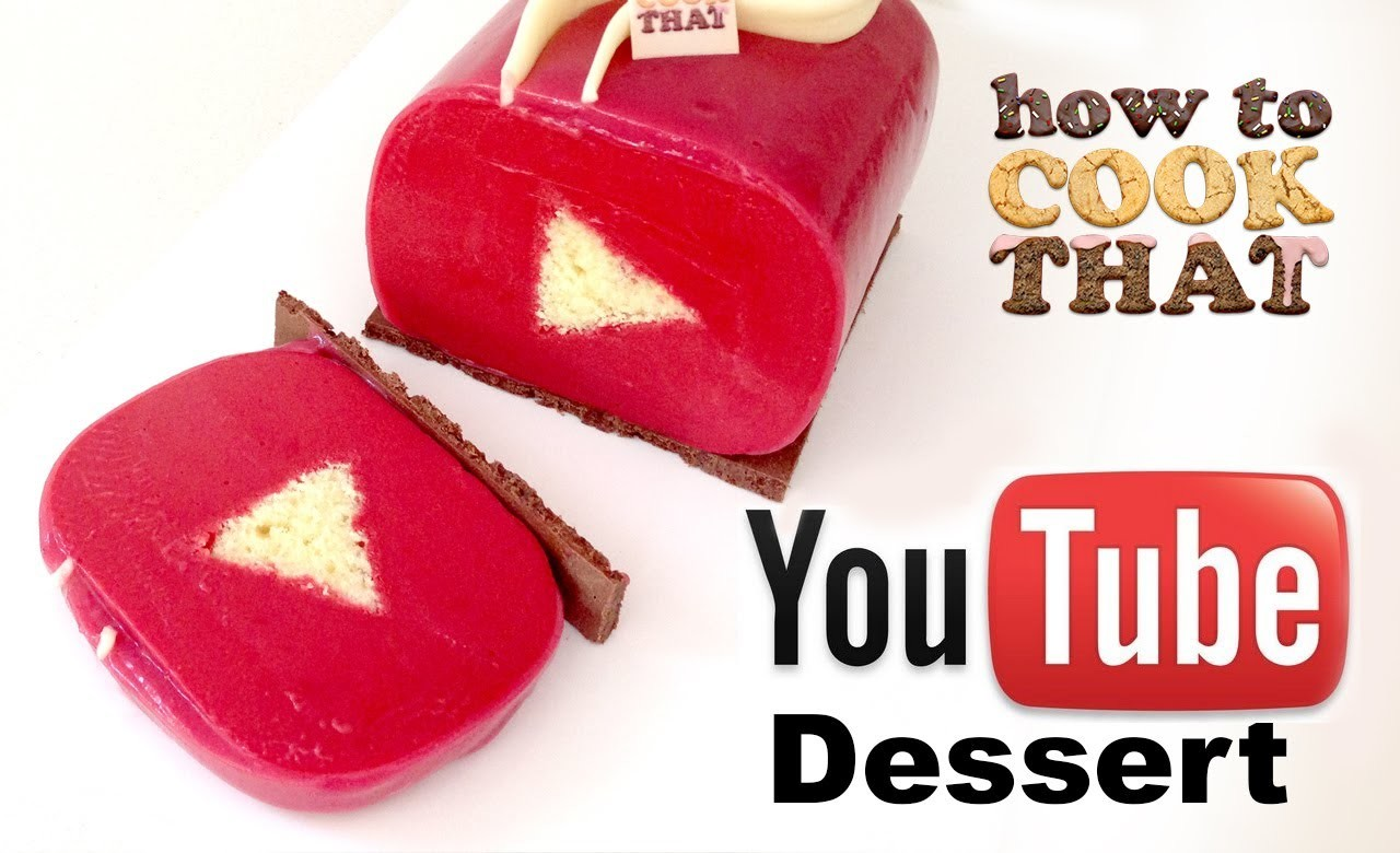 YouTube Cake Dessert HOW TO COOK THAT Ann Reardon