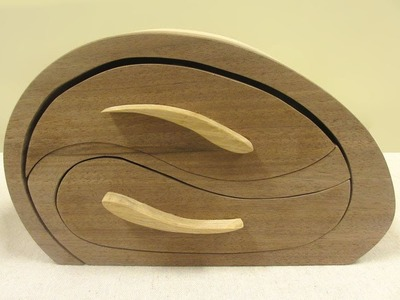 2014-01-18 Bandsaw Boxes by Rob Austin (00h:53m)