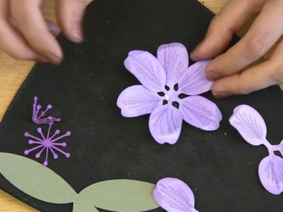 3D Flowers II Video Tutorial Part 3