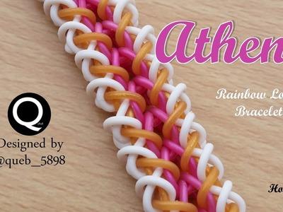 Athena Rainbow Loom Bracelet