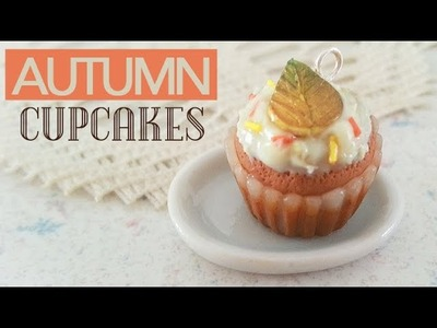 Autumn Cupcake Tutorial