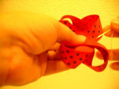 BOUTIQUE BOW HOW TO