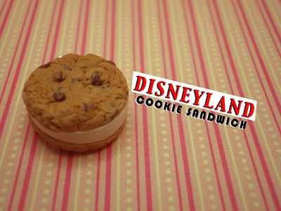 Clay Made Easy: Disneyland Cookie Sandwich