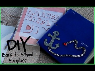 DIY: Back to School Supply Makeover!