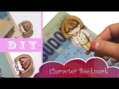 DIY Cute Simple Bookmark