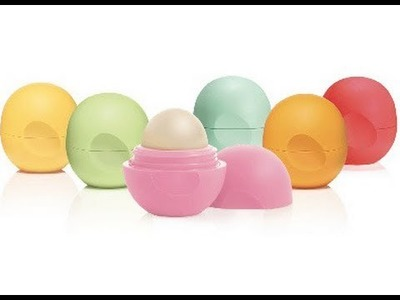 DIY EOS Lip Balm || Easy & All Natural Lip Balm