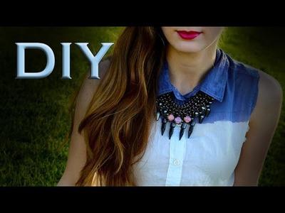 DIY Ombre Shirt | Designer DIY