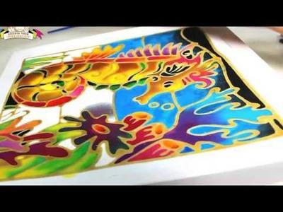 DIY Painting Batik