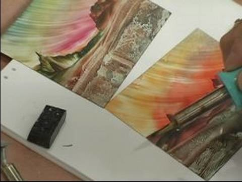 Encaustic Wax Painting for Beginners : How to Use Stylus in Encaustic Painting