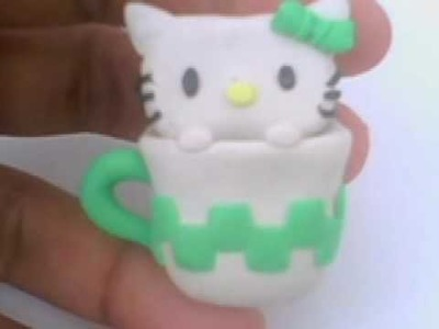 How to make a Hello Kitty Cup