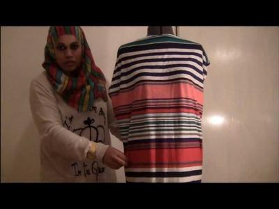 How To Make A Maxi Dress - Salma Rauf