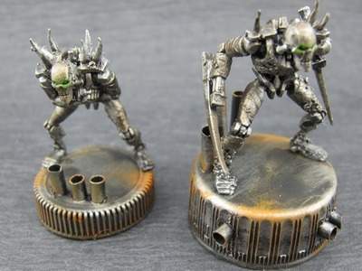 How to Make a Mechanicus Base