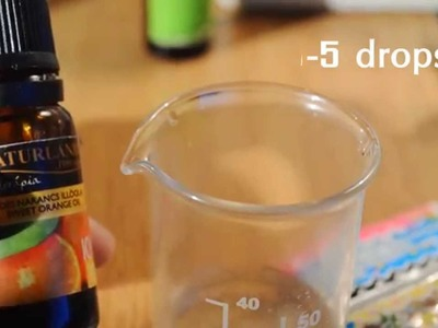 How to make DIY gel crystal ball airfresher