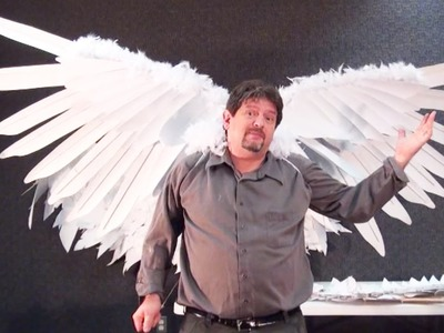 How To Make Real Life Epic Angel Wings