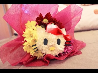 Make With Me: Hello Kitty Inspired Bouquet