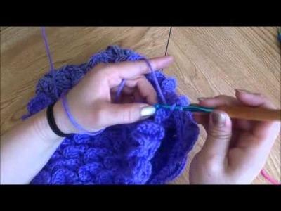 Mermaid (Lap) Blanket Pt  4